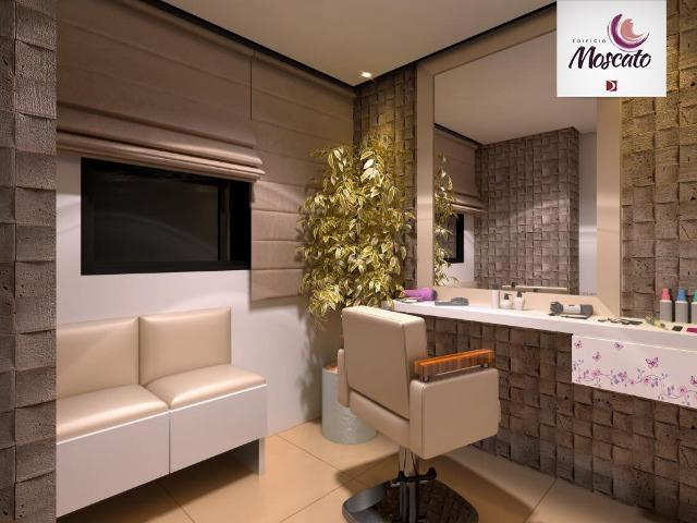 Edifício Moscato na Ponta Verde, 02 quartos. Parcelamento em 100 meses! - Foto 4