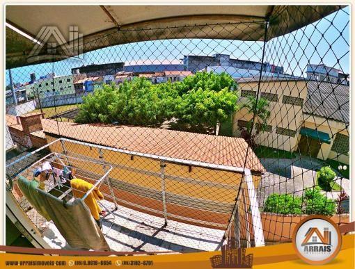Vendo apartamento 3 quartos no bairro Benfica - Foto 12