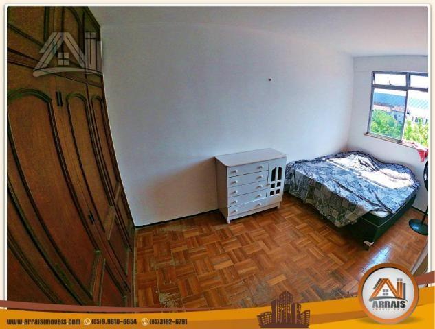 Vendo apartamento 3 quartos no bairro Benfica - Foto 8