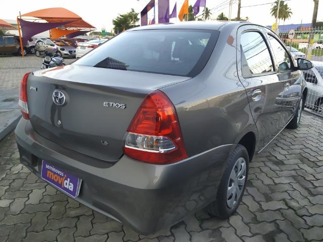 Etios X Sedan 1.5 Flex 16V 4p MEC. Super Oferta - Foto 5