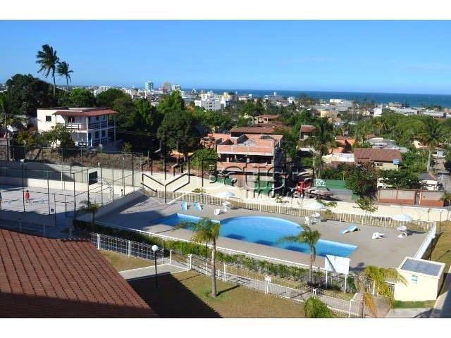 Apartamento 2 quartos com varanda e bela vista para o mar de jacaraipe - Foto 3