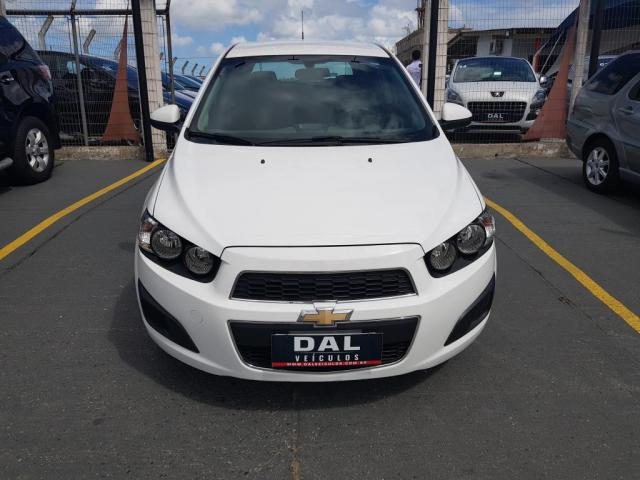 Gm - Chevrolet SONIC HB LT 1.6  FlexPower Aut. 2014 Financia