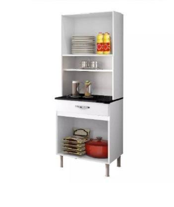 Super Barato Lindo Armario Ideal Para Apartamento Ou Cozinha Pequena Apenas 289,00 - Foto 2