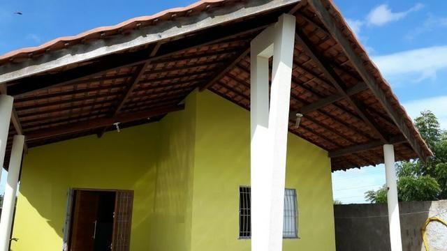 Casa em Parnaíba de Esquina - preço de ocasião - semi nova - Financiável