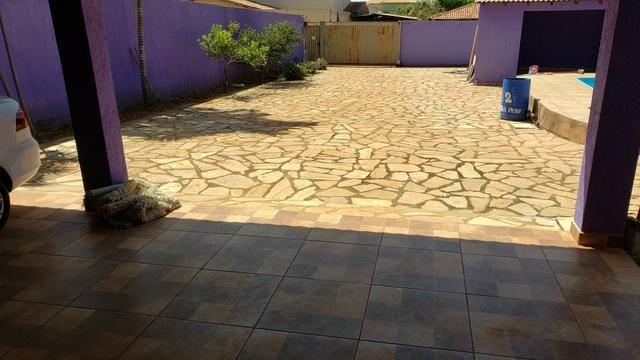 Casa 3quartos suíte piscina churrasqueira lote 830m2 rua 8 Vicente Pires condomínio - Foto 5