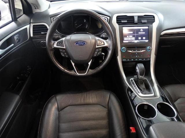 Ford Fusion Se 2.5 Flex Automático Prata - Foto 7
