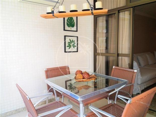 Apartamento à venda com 4 dormitórios em Icaraí, Niterói cod: 831115 - Foto 3