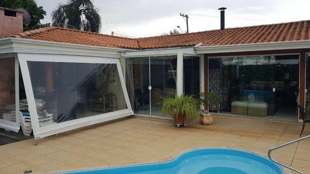 Casa térrea com 4 suítes com vista para represa em Condomínio 3 Marias - Foto 19