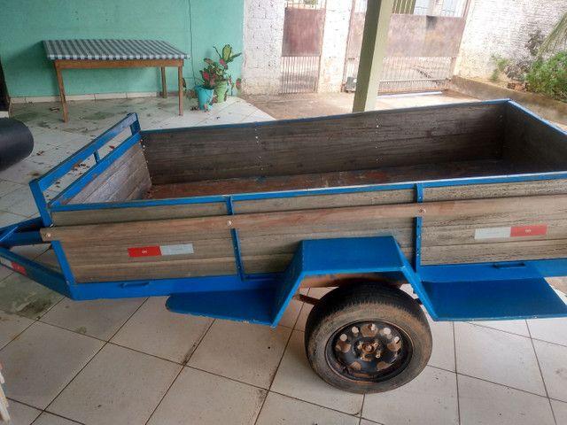 Vendo carrocinha - Foto 4