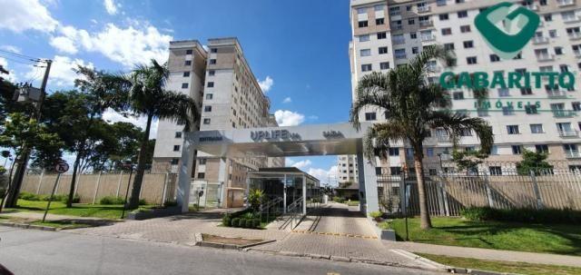 Apartamento para alugar com 3 dormitórios em Pinheirinho, Curitiba cod:00261.005