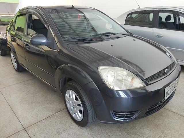 Fiesta Sedan 1.6 2005 completo!!! - Foto 3