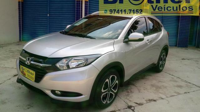 Honda Hr-V Exl Cambio CVT 15/16 Completa - Manual + Chave Reserva