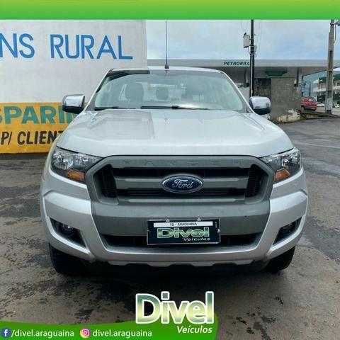 Ford Ranger Xls 2.2 4x4 Cd Aut. Diesel 2016/2017 - Foto 6