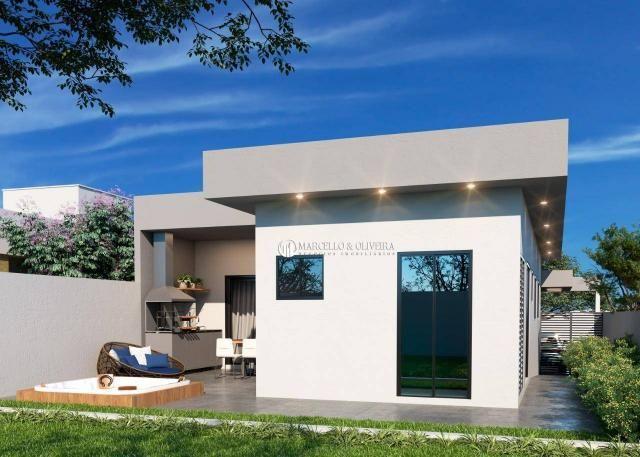 Casa cond. Reserva Ermida, 135 m² - Bairro Eloy Chaves - Jundiaí/SP - Foto 3