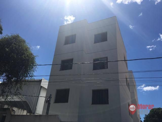 Apartamento à venda, 51 m² por R$ 250.000,00 - Centro - Lagoa Santa/MG - Foto 2
