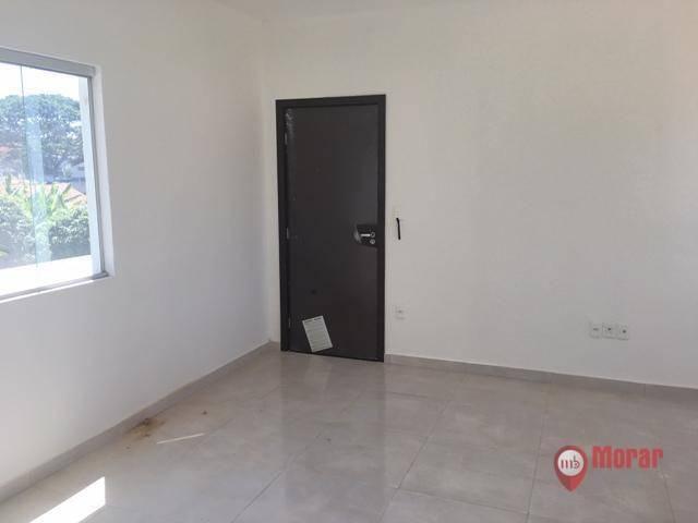 Apartamento à venda, 51 m² por R$ 250.000,00 - Centro - Lagoa Santa/MG - Foto 3