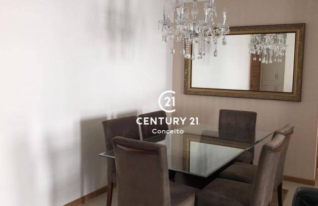 Apartamento com 3 dormitórios à venda, 104 m² por R$ 650.000,00 - Abraão - Florianópolis/S - Foto 5