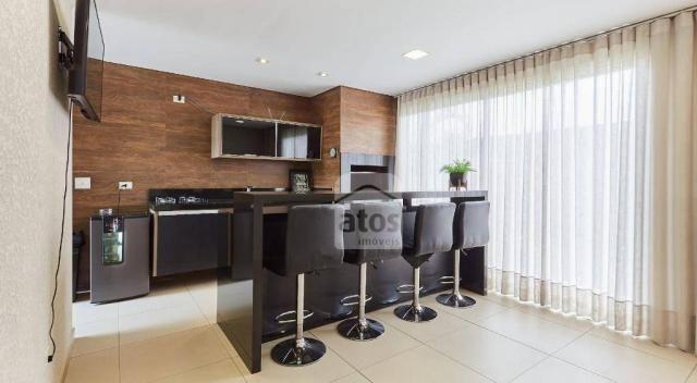 Casa em Condomínio Clube com 5 suítes à venda, 404 m² por R$ 2.390.000 - Pinheirinho - Cur - Foto 15