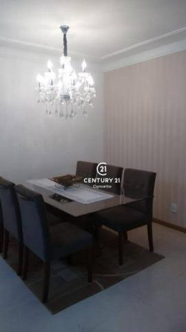 Apartamento com 3 dormitórios à venda, 104 m² por R$ 650.000,00 - Abraão - Florianópolis/S - Foto 10