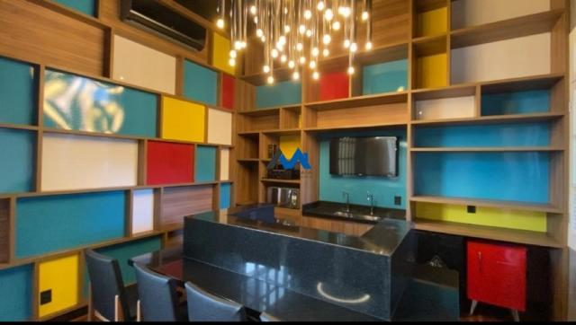 Apartamento à venda com 2 dormitórios em Funcionários, Belo horizonte cod:ALM818 - Foto 2