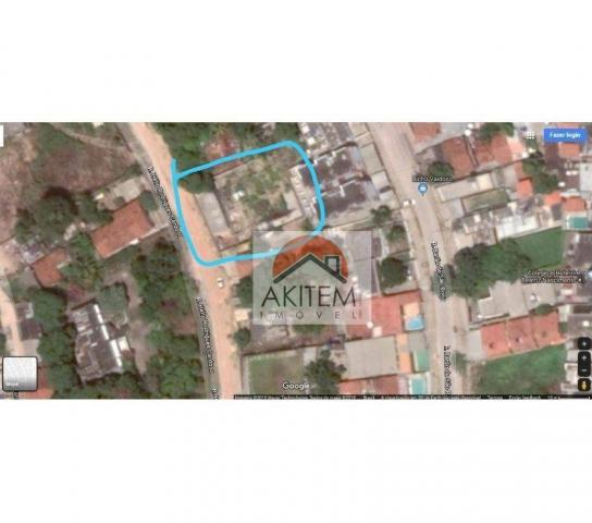 Terreno à venda, 720 m² por R$ 1.050.000,00 - Bultrins - Olinda/PE