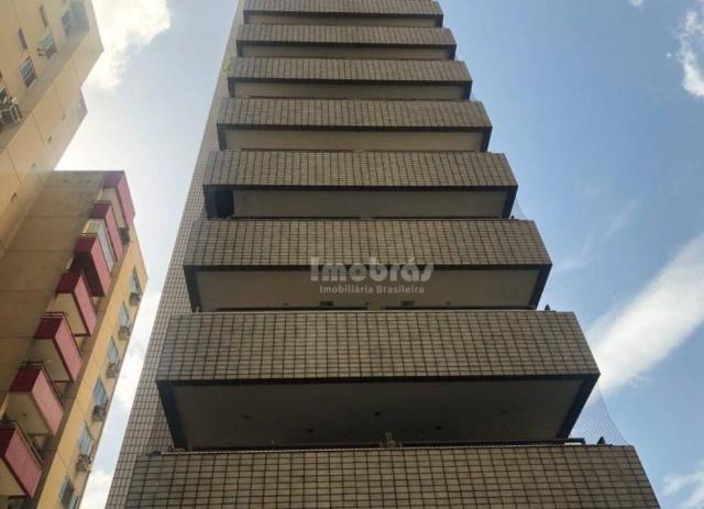 Condomíno Jotamim, Apartamento com 3 dormitórios à venda, 230 m² por R$ 790.000 - Meireles