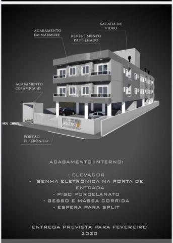 Apartamento para Locação em Florianópolis, Ingleses do Rio Vermelho, 2 dormitórios, 1 suít - Foto 4