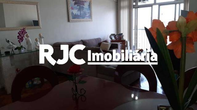 Apartamento à venda com 3 dormitórios em Tijuca, Rio de janeiro cod:MBAP33223 - Foto 8