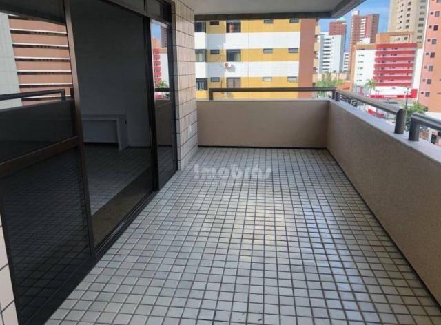 Condomíno Jotamim, Apartamento com 3 dormitórios à venda, 230 m² por R$ 790.000 - Meireles - Foto 17