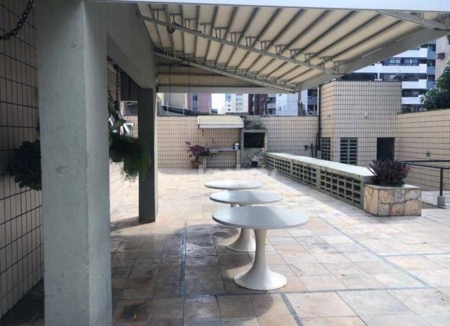 Condomíno Jotamim, Apartamento com 3 dormitórios à venda, 230 m² por R$ 790.000 - Meireles - Foto 8