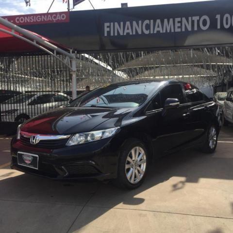 Honda civic 2013 1.8 lxl 16v flex 4p automÁtico - Foto 2