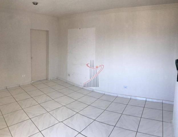 Apartamento com 1 dormitório para alugar, 48 m² por R$ 1.050,00/mês - Centro - Foz do Igua - Foto 6