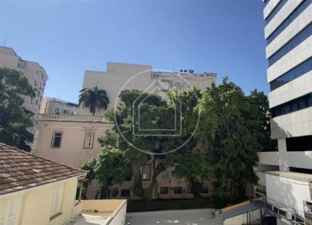 Apartamento à venda com 2 dormitórios em Botafogo, Rio de janeiro cod:873115 - Foto 20