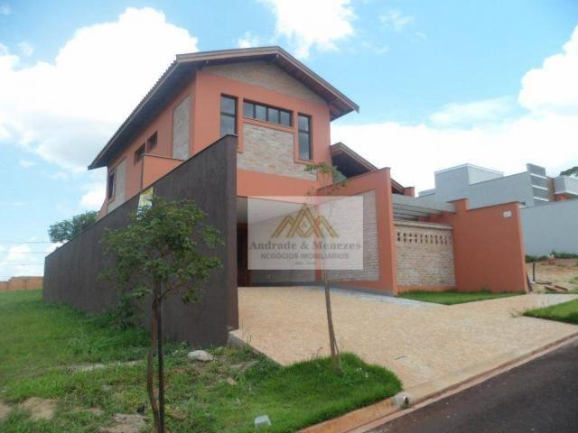Sobrado residencial à venda, Condomínio San Marco I- Ilha Adriamar, Bonfim Paulista - SO00 - Foto 3