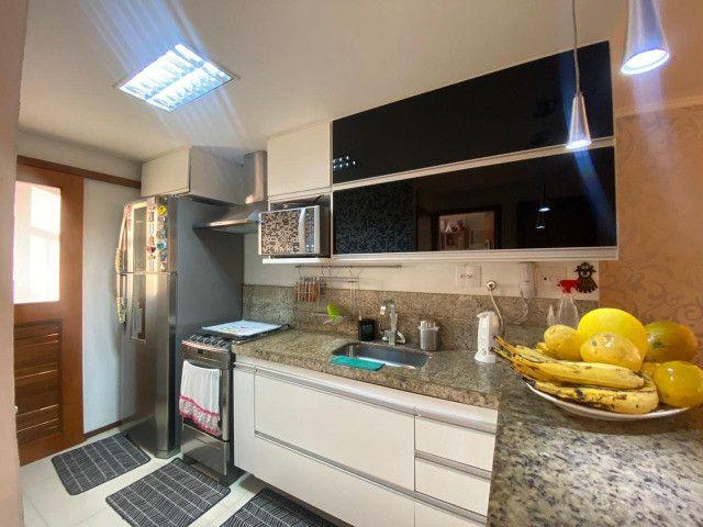 Lindo apartamento dois quartos com suíte - Foto 5