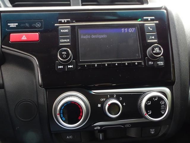 Honda Fit 1.5 16v EX CVT (Flex) - Foto 12