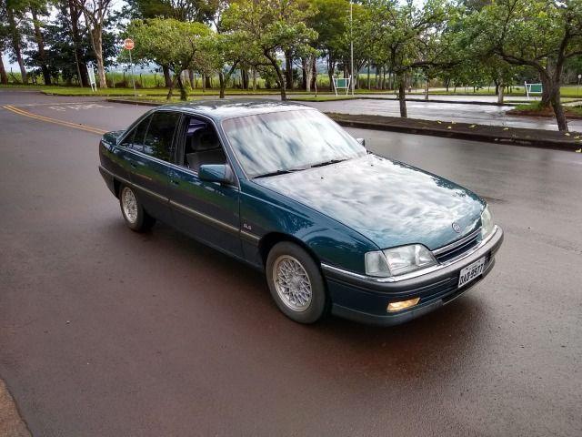 Chevrolet Omega GLS 2.0 álcool 1993 - Foto 2