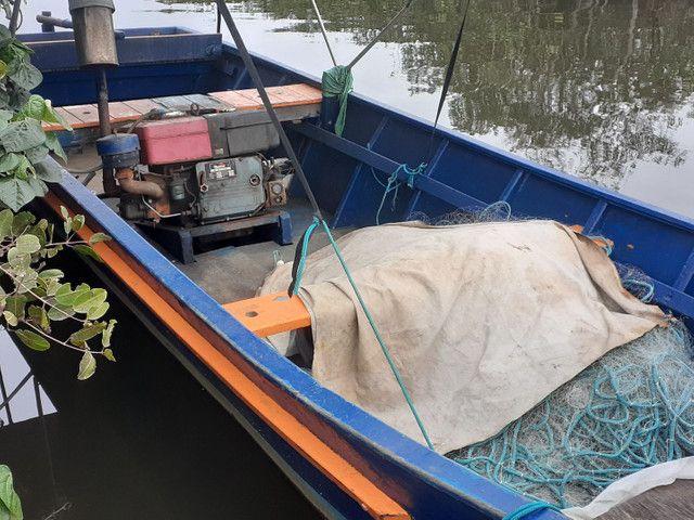 Bote barco de pesca - Foto 5