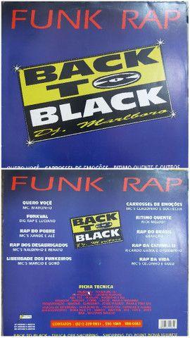 10 Lps Funk Rap Nacional - Foto 3
