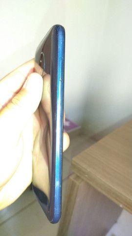 Motorola MotoG7 Power azul Navy - 64 GB e 4 GB Ram - Jataí/GO - Foto 3
