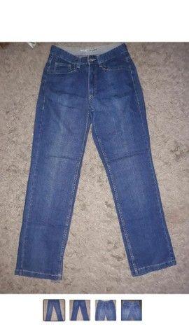 Calça jeans feminina 40 - Foto 2