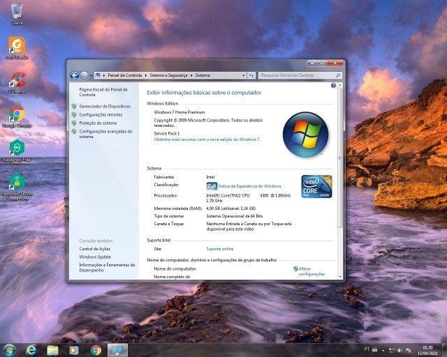 PC desktop para uso básico ou aproveitamento de peças - Foto 6