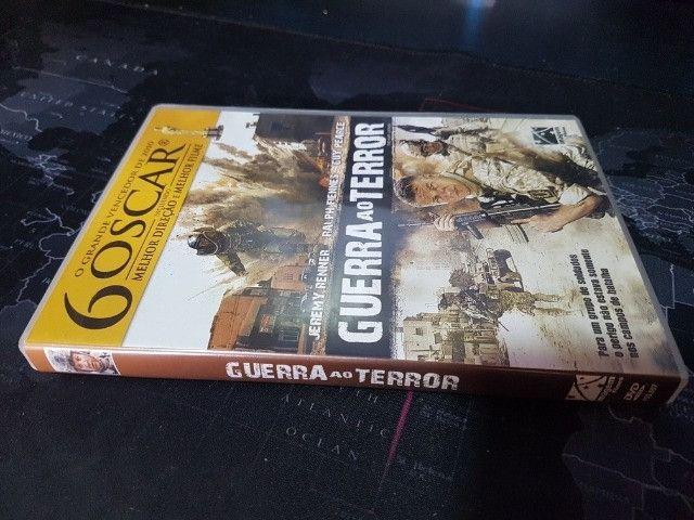 DVD Filme Guerra ao Terror Original - Foto 3