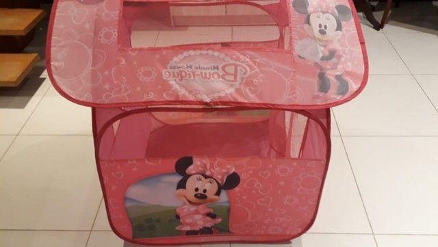 Barraca Infantil Minnie Mouse Bow Tique - Foto 3