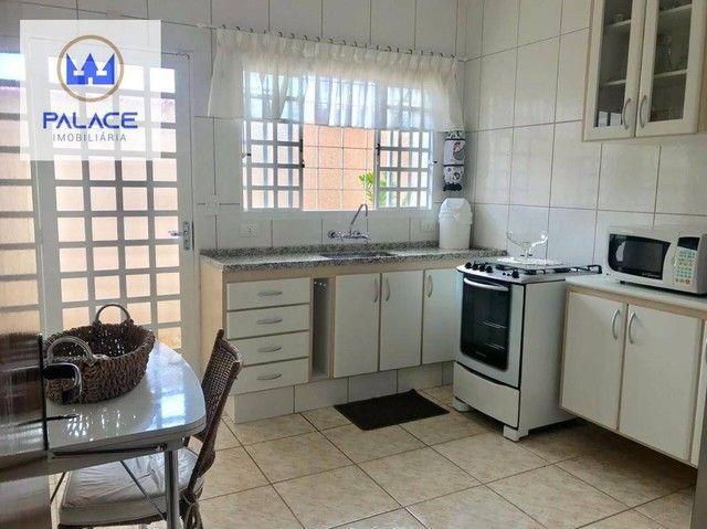 Casa com 3 dormitórios à venda, 178 m² por R$ 790.000,00 - Jardim Botânico - São Pedro/SP - Foto 2