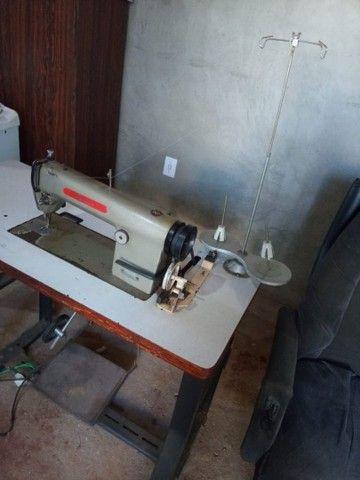 Maquina Reta Industrial (Parcelamos No Cartão) - Foto 4