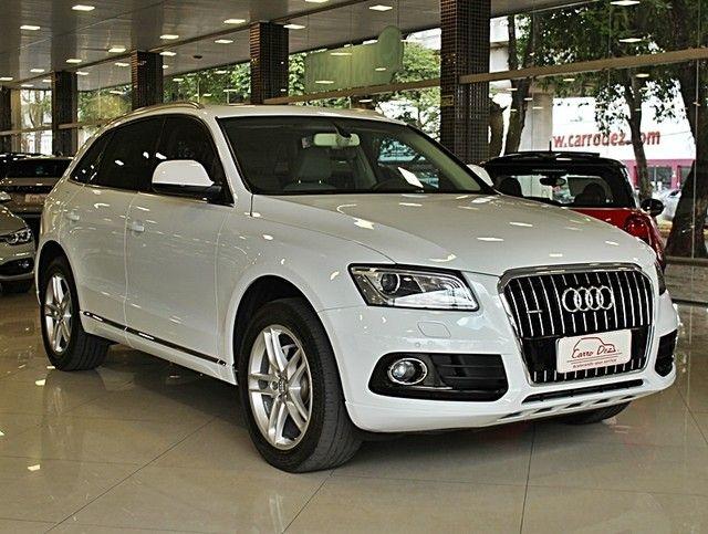 Audi Q5 QUATTRO TFSI AMBIENTE GASOLINA 4P AUT