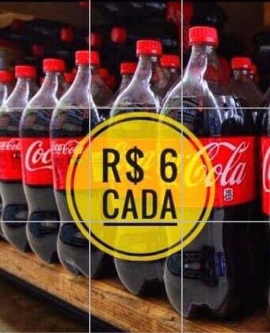 Promoção Coca-Cola 2 litros - Val junho21