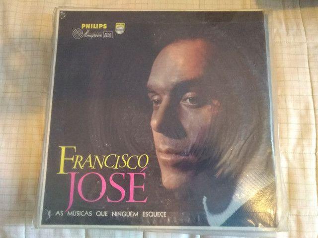 Discos de vinil do Francisco José - Foto 2