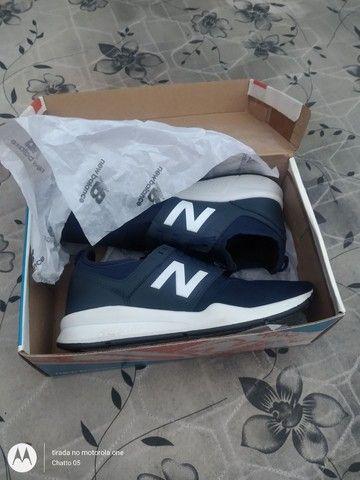 Tênis New balance (40)  - Foto 6